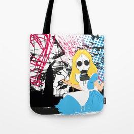 Wonderland on Welfare Tote Bag
