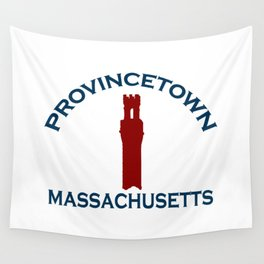 Provincetown - Cape Cod. Wall Tapestry