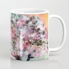 Cherry Blossom Trees Coffee Mug