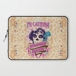 My Catrina Laptop Sleeve