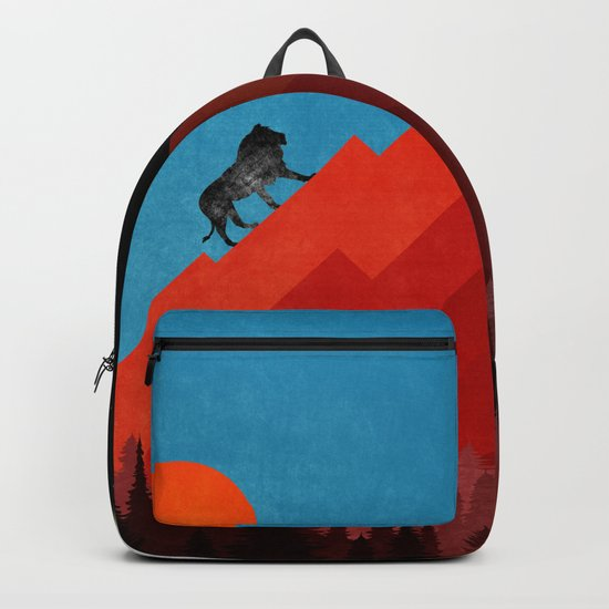 Kings of Day and Night Backpack