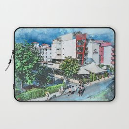 Bulgaria city 7 #bulgaria #sunnybeach Laptop Sleeve