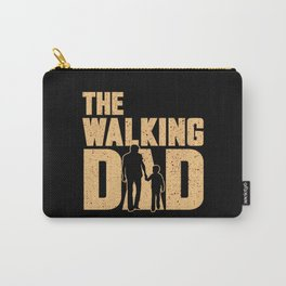 The Walking Dad Gift Carry-All Pouch