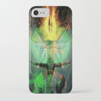 dragon age inquisition iPhone & iPod Cases featuring Inquisition by Lazare Gvimradze