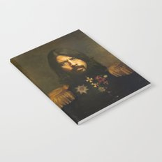 Dave Grohl - replaceface Notebook