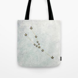 Taurus x Astrology x Zodiac Tote Bag
