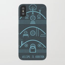 Welcome to Hobbitron iPhone Case