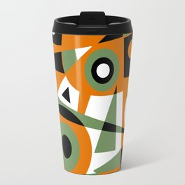 Abstract #977 Travel Mug