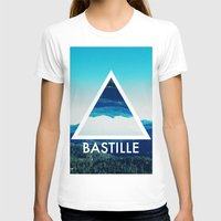 bastille T-shirts featuring BASTILLE by Hands in the Sky