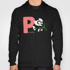 p for panda Hoody