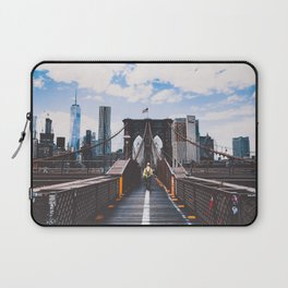 New York 13 Laptop Sleeve