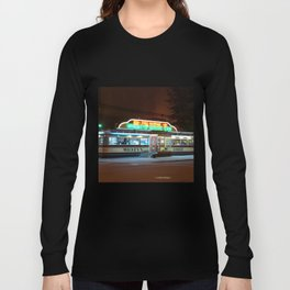 Mickey's Diner Long Sleeve T-shirt