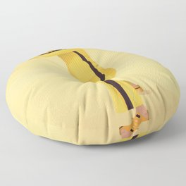 Kill Bill - The Bride Floor Pillow