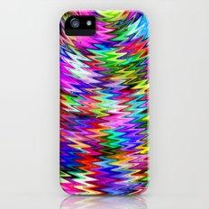Rainbow Refraction Slim Case iPhone (5, 5s)