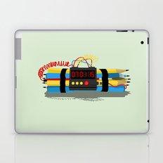 Even ideas bomb Laptop & iPad Skin