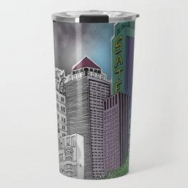 Pollution Travel Mug