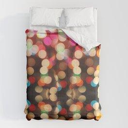 Bokeh Comforters