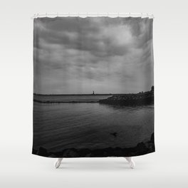 Statue of Liberty II Shower Curtain