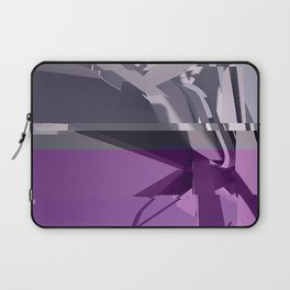Abstract Glitch 01 Laptop Sleeve