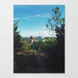 Klondike Canvas Print