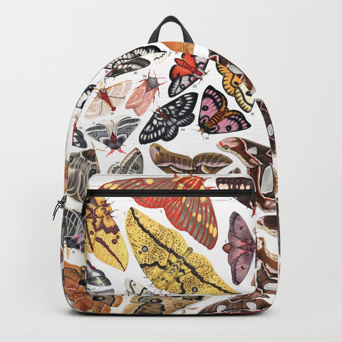 Saturniid Moths of North America Backpack