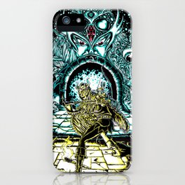 Into the Gate! iPhone Case