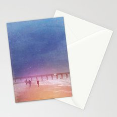 Her Heart was as Wild as a Stormy Sea Stationery Cards