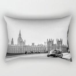 Parliament Walk Rectangular Pillow