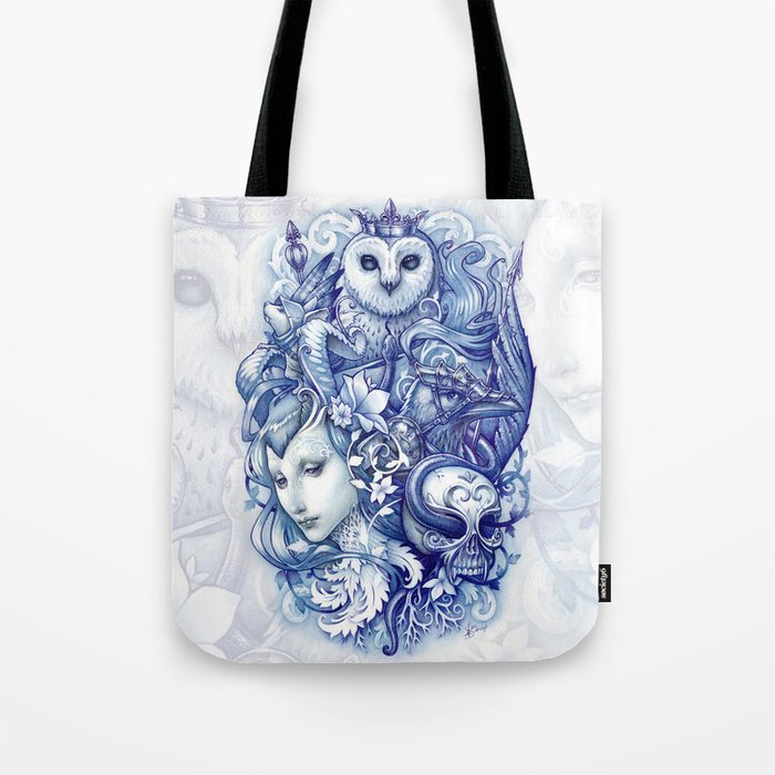 Fables Tote Bag