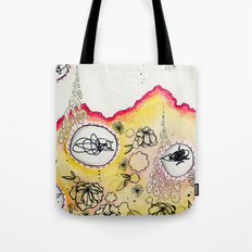 Falsehoods and Lies Tote Bag