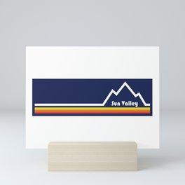Sun Valley, Idaho Mini Art Print