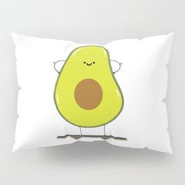 Avocado skater Pillow Sham