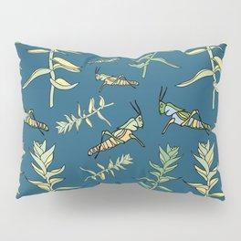 grasshopper Locust Pillow Sham