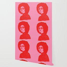 Kara Pink Wallpaper