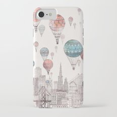 Voyages Over San Francisco Slim Case iPhone 7