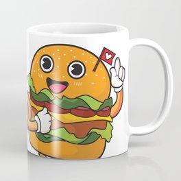 Burger Fries Coffee Mug