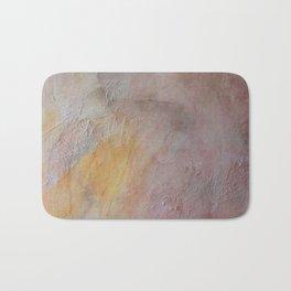 sunset clouds Bath Mat