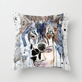 Morph Throw Pillow