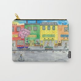 Happy Town Carry-All Pouch