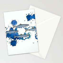 Shoul Of Herring Stationery Cards