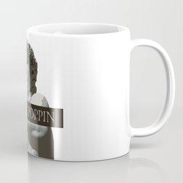 What's Poppin, David Coffee Mug