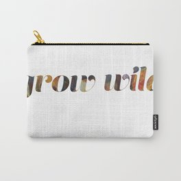 Grow Wild Carry-All Pouch
