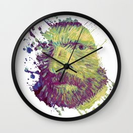 Vincent Van Gogh - Splash Wall Clock