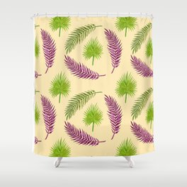 Tropical Dreams Shower Curtain