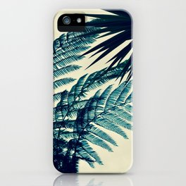Green of the Tropics iPhone Case