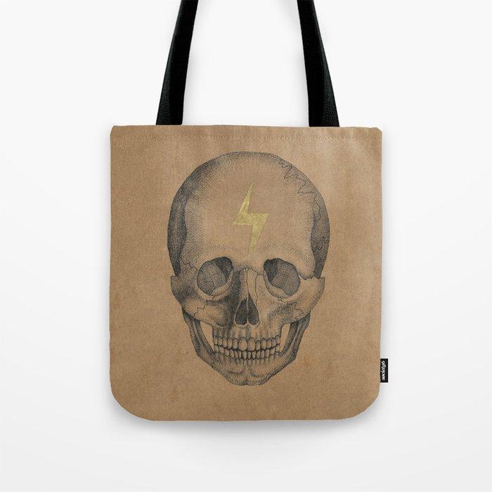 26 Skull Tote Bag