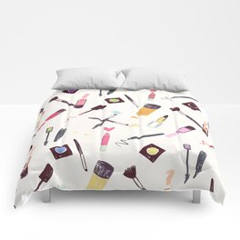 Lets Make up Vibrant Comforters