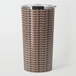 Steve Buscemi's Eyes Tiled Travel Mug
