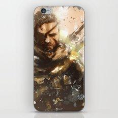 Venom iPhone & iPod Skin