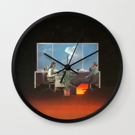 Step Into My Office, Baby Wall Clock